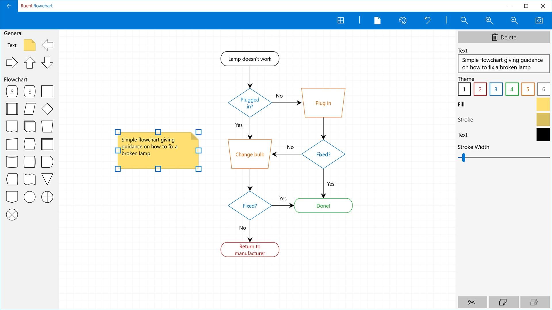 Get Fluent Flowchart - Microsoft Store