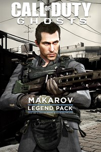 Call of Duty: Ghosts - Legend Pack - Makarov