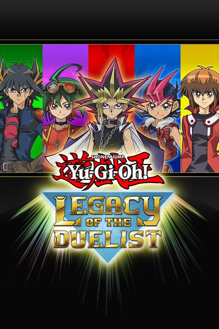 Buy Yu-Gi-Oh! Legacy of the Duelist - Microsoft Store en-IN