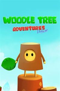 Carátula para el juego Woodle Tree Adventures de Xbox 360