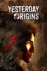 Carátula del juego Yesterday Origins