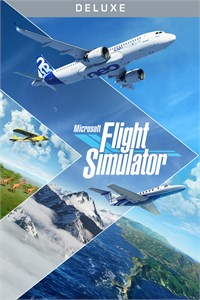 Microsoft Flight Simulator (Xbox One Digital Download) - Deluxe