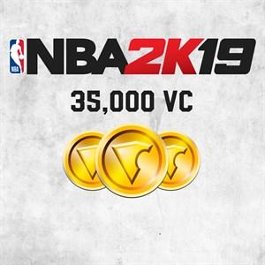 NBA 2K19 35,000 VC Xbox One