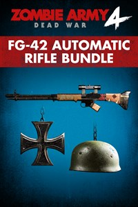 Zombie Army 4: FG-42 Automatic Rifle Bundle