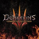 Dungeons 3 - Complete Collection Logo