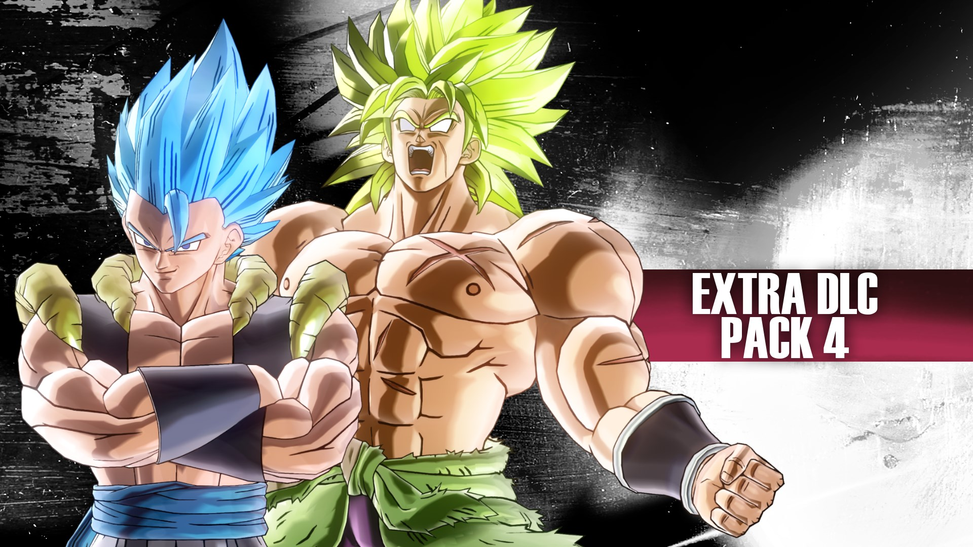 DRAGON BALL XENOVERSE 2 - Extra DLC Pack 4