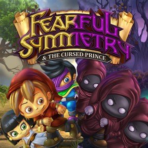 Fearful Symmetry & The Cursed Prince Xbox One