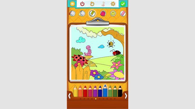 Uzyskaj Produkt Wiosna Kolorowanki Dla Dzieci Sklep Microsoft
