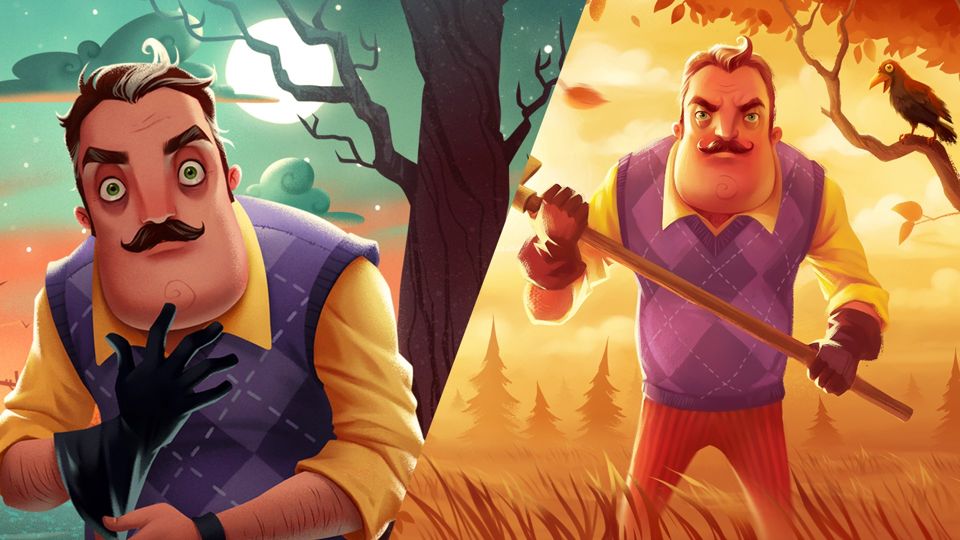 Buy Hello Neighbor Bundle - Microsoft Store