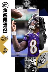 Madden NFL 21: Deluxe Upgrade