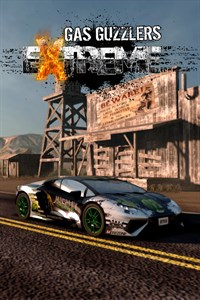 Carátula del juego Gas Guzzlers Extreme