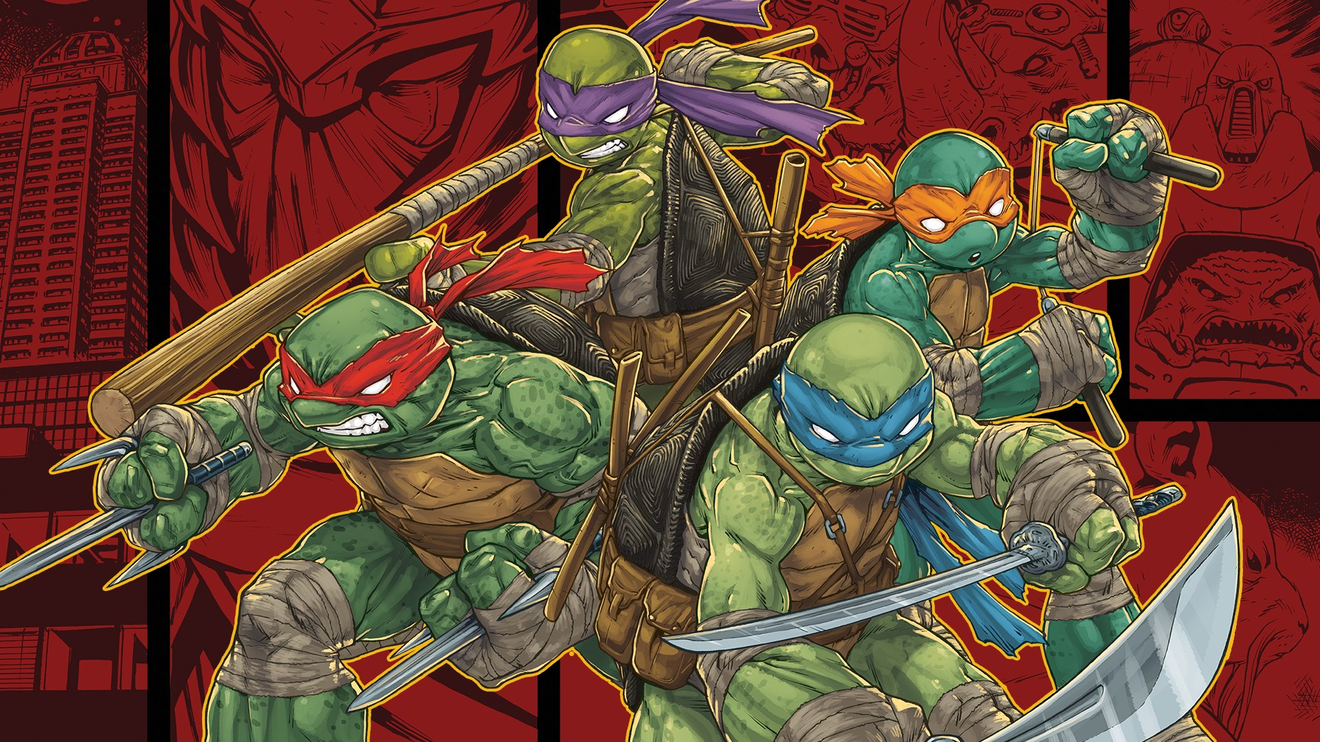 Teenage Mutant Ninja Turtles™: Mutants in Manhattan Pre-order