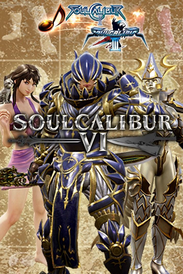 Buy SOULCALIBUR VI - DLC5: Character Creation Set B - Microsoft Store en-CA