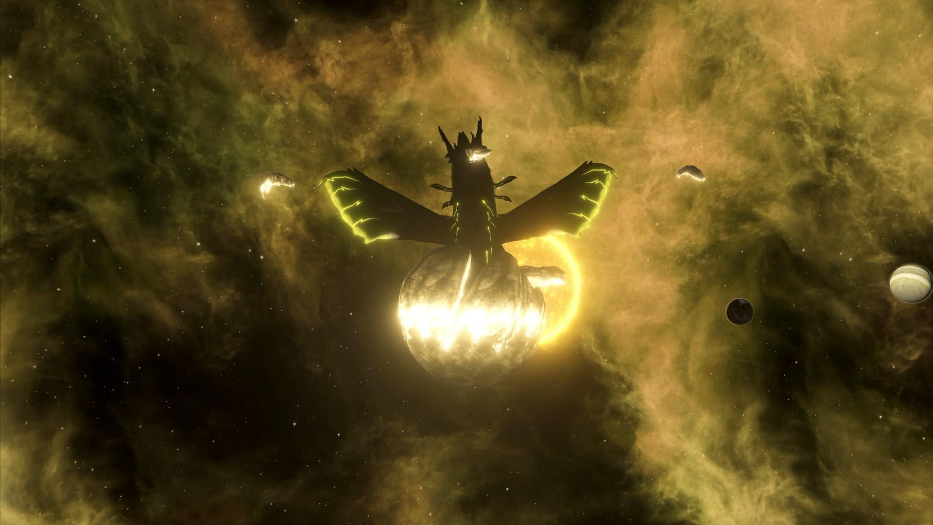 Скриншот №11 к Stellaris Distant Stars Story Pack
