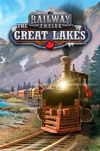 Carátula del juego Railway Empire - The Great Lakes