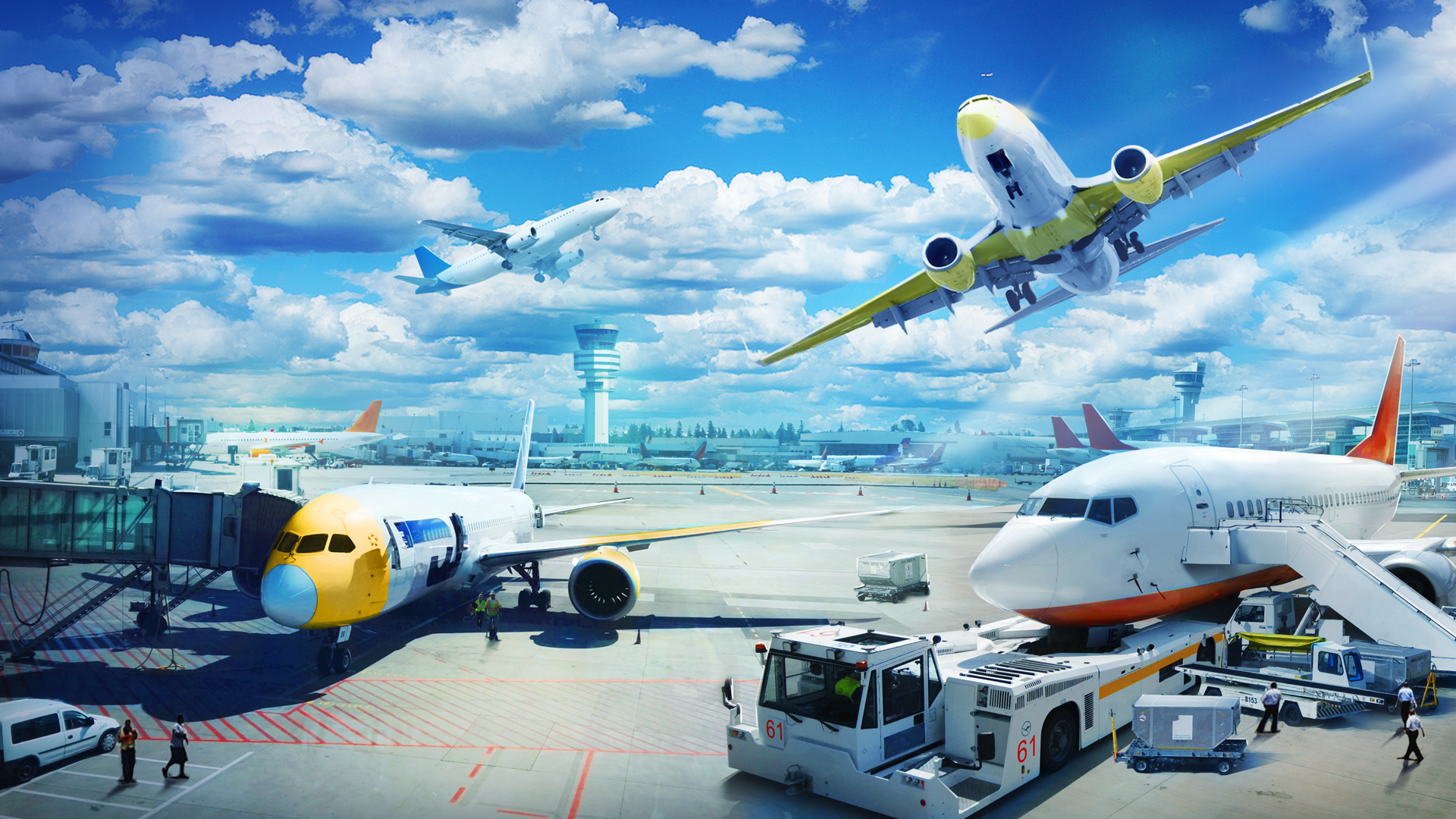 Buy Airport Simulator 2019