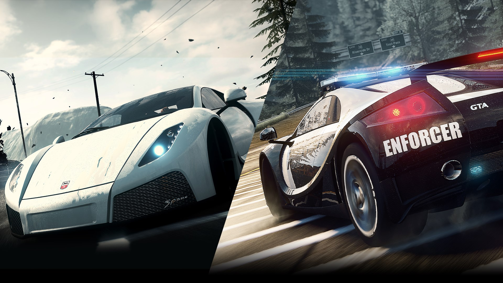 Need for Speed™ Rivals Pacote Completo do Filme