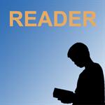 Reader for Reading Kindle Ebooks Logo