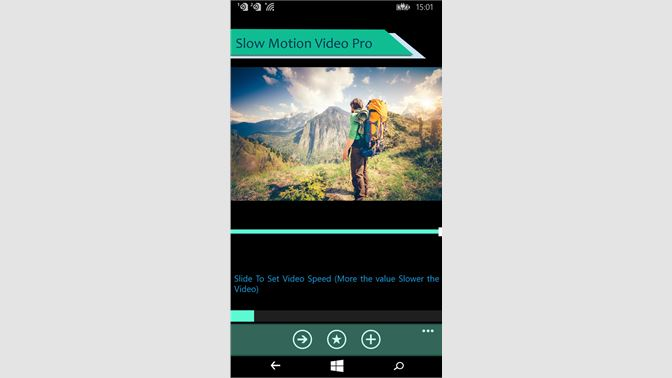 Get Slow Motion Video Pro - Microsoft Store