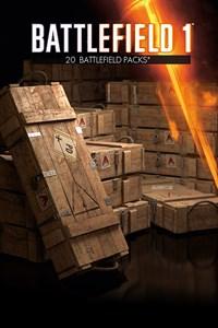 x20 Pacotes de batalha do Battlefield™ 1
