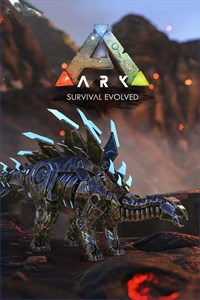ARK: Survival Evolved Bionic Stegosaurus Skin