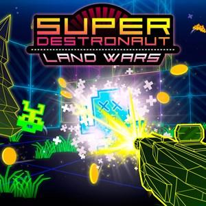 Super Destronaut: Land Wars Xbox One