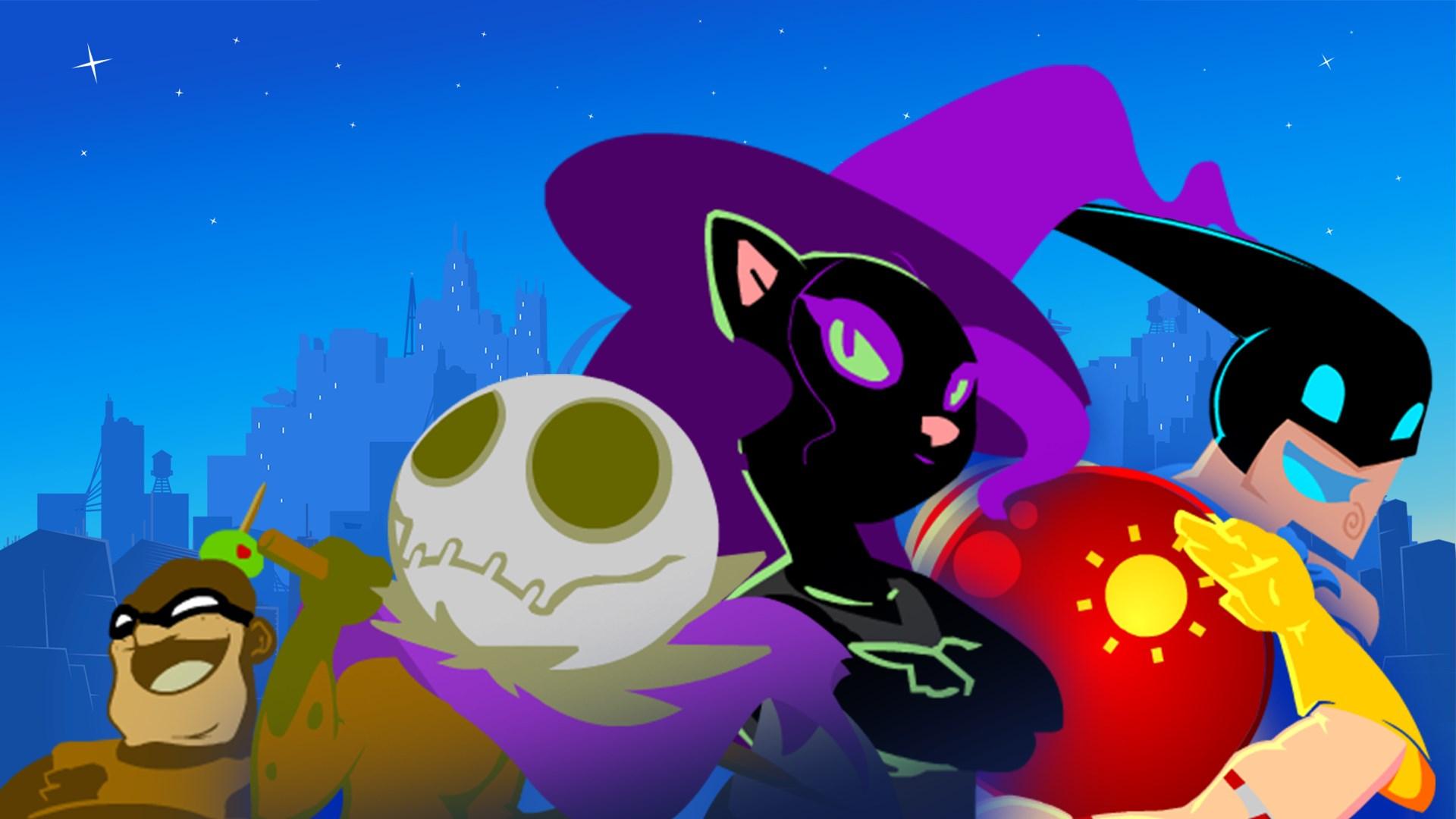 SpeedRunners: Salem's Sprint Squad