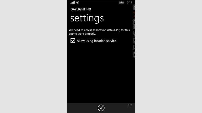 Get DayLight HD - Microsoft Store