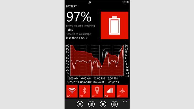 Get Battery - Microsoft Store