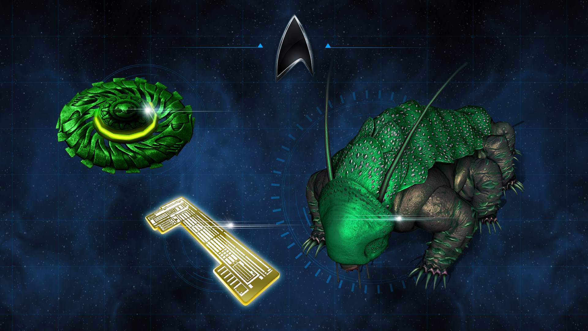 Pack Xbox Star Trek Online: Rise of Discovery