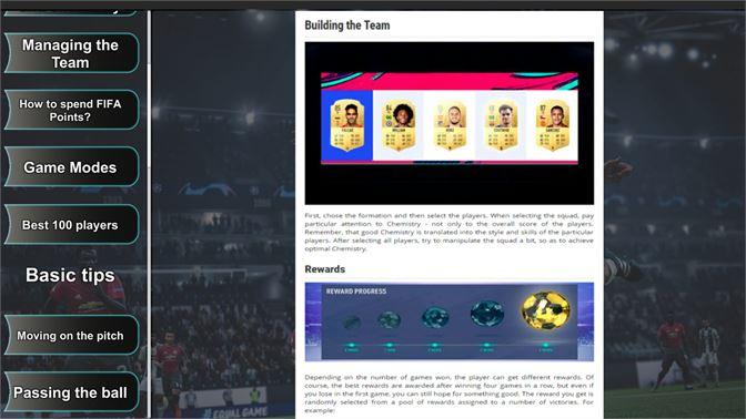 Buy FIFA 19 Game Guide - Microsoft Store