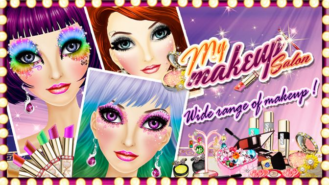 ... My Makeup Salon - Girls Fashion Game ...