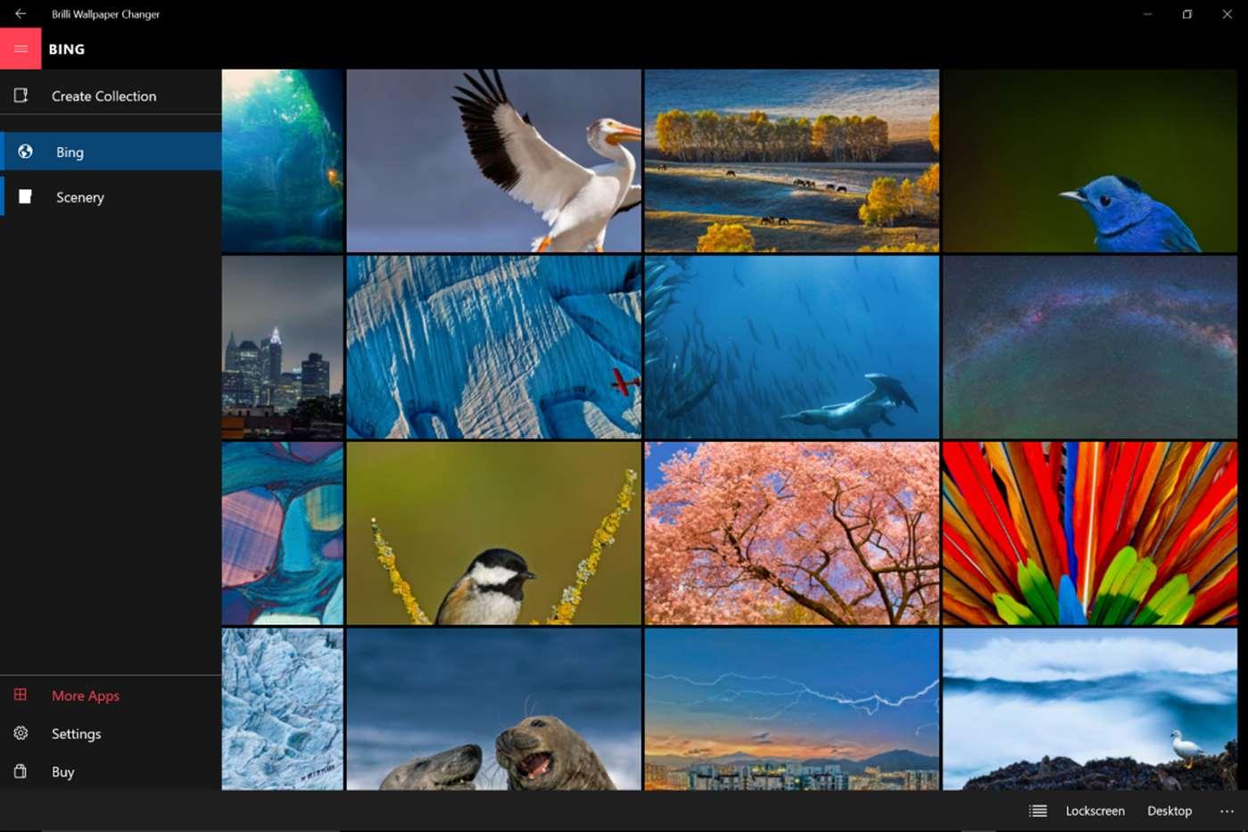 Best Wallpaper Apps For Windows 10