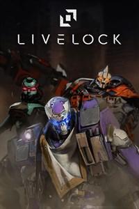 Carátula para el juego Livelock de Xbox 360