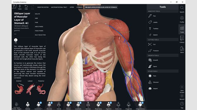 Get Complete Anatomy 2019 - Microsoft Store