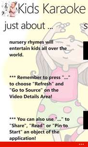 Kids Karaoke screenshot 2