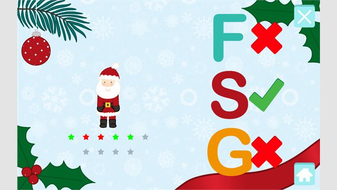 Get ABC: Christmas Alphabet Game - Learn the Alphabet - Microsoft