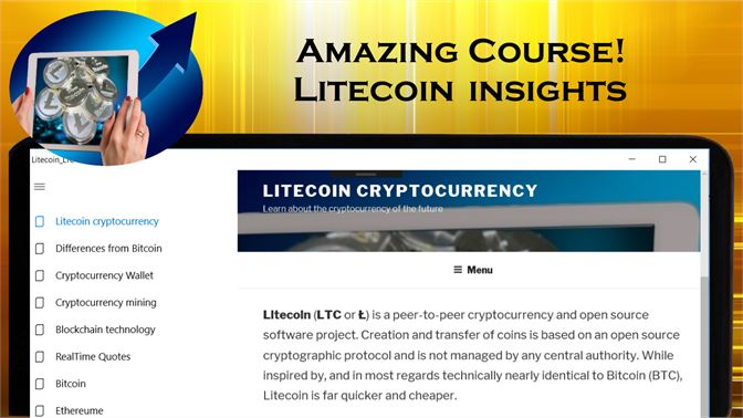 Get Litecoin and the LTC - Crypto currency block chain - Microsoft