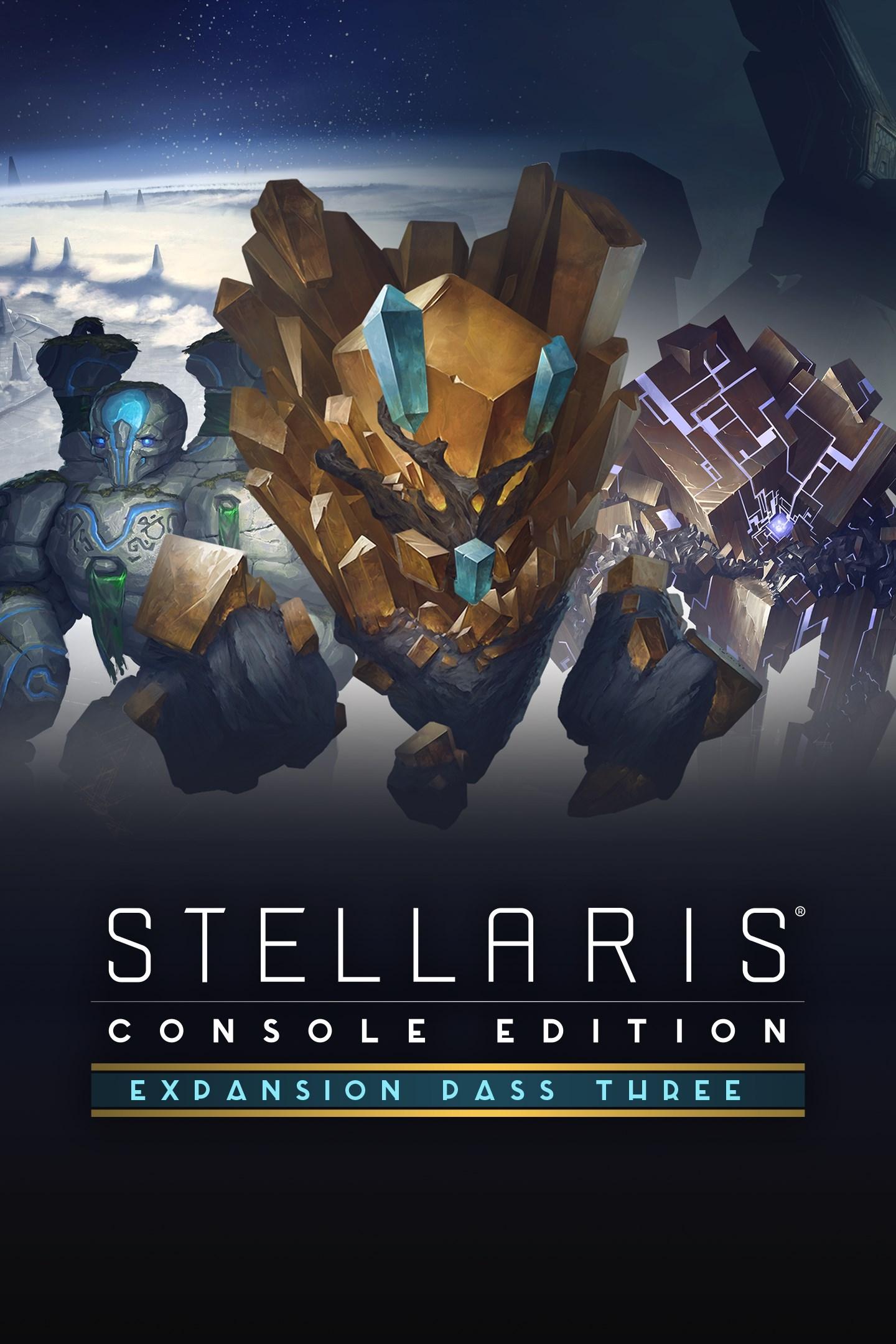 Скриншот №3 к Stellaris Console Edition - Expansion Pass Three