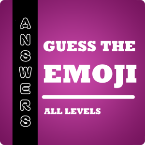 Guess The Emoji Answers Free Android App Market
