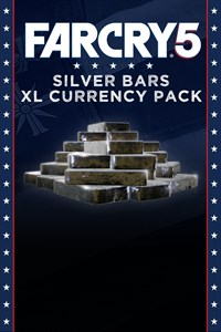 Far Cry ®5 Silver Bars - XL pack