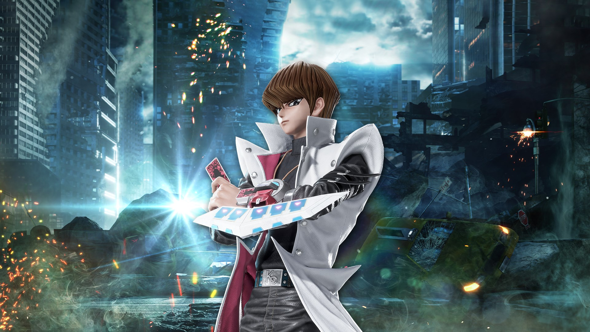 JUMP FORCE Character Pack 1