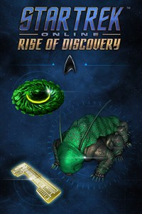 Набор Star Trek Online: Rise of Discovery для Xbox