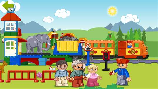 LEGO® DUPLO® Train screenshot 4