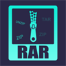 Unpack Gzip, Zip & Tar Compress & Decompress - RAR & ZIP