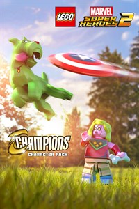 Champions Character Pack