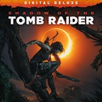 Shadow of the Tomb Raider - Digital Deluxe Edition Logo