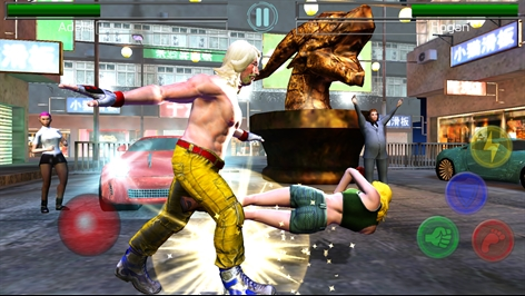 Underground Fighters Screenshot