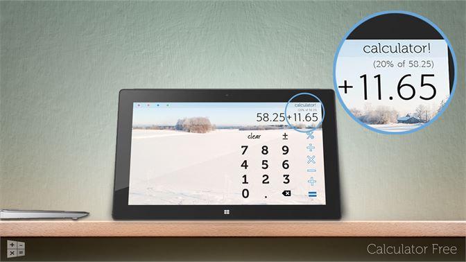 Get Calculator Free - Microsoft Store