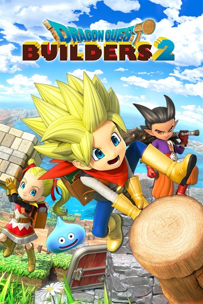 DRAGON QUEST BUILDERS2